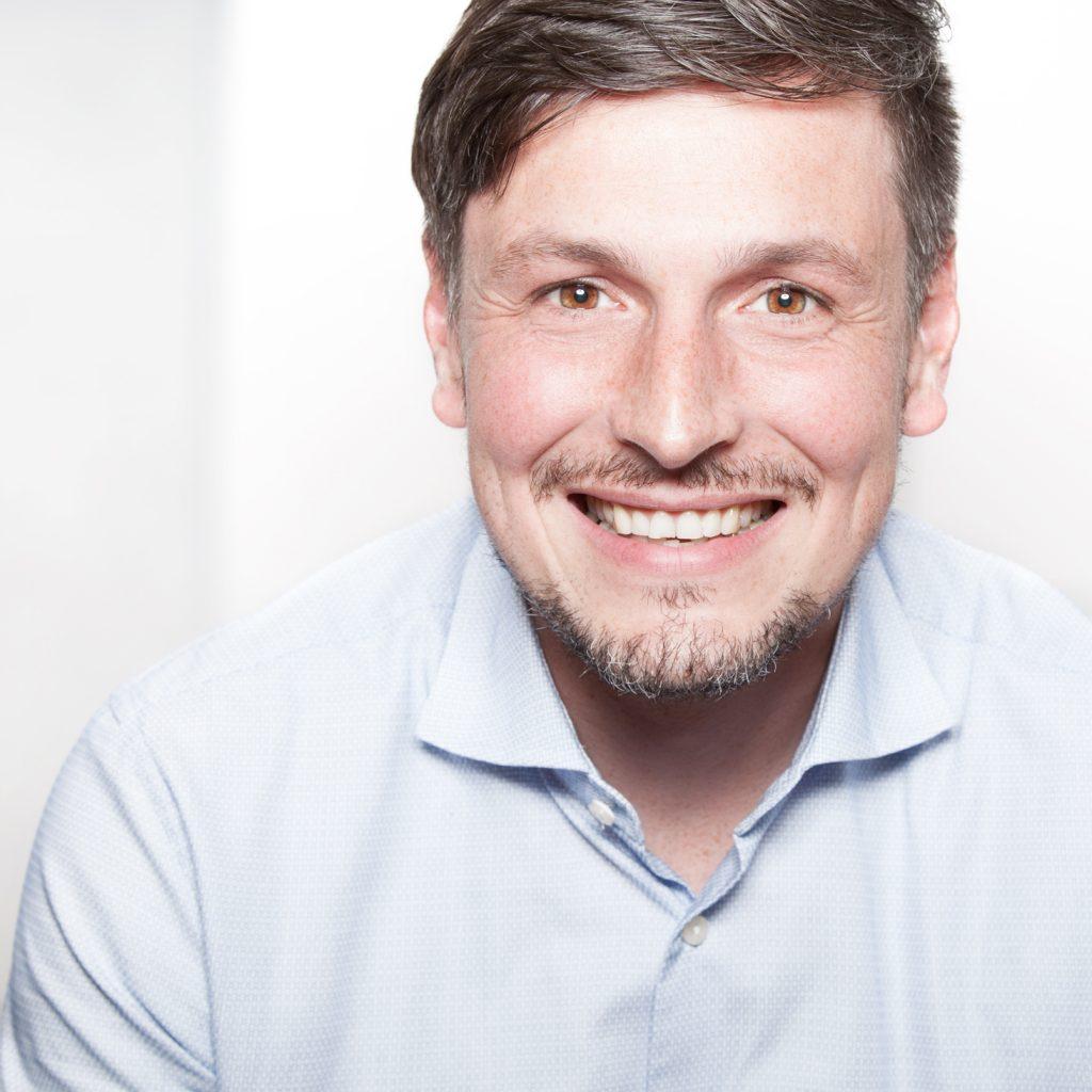 Dr. Hagen Habicht, Geschäftsführer Digital Impact Labs Leipzig