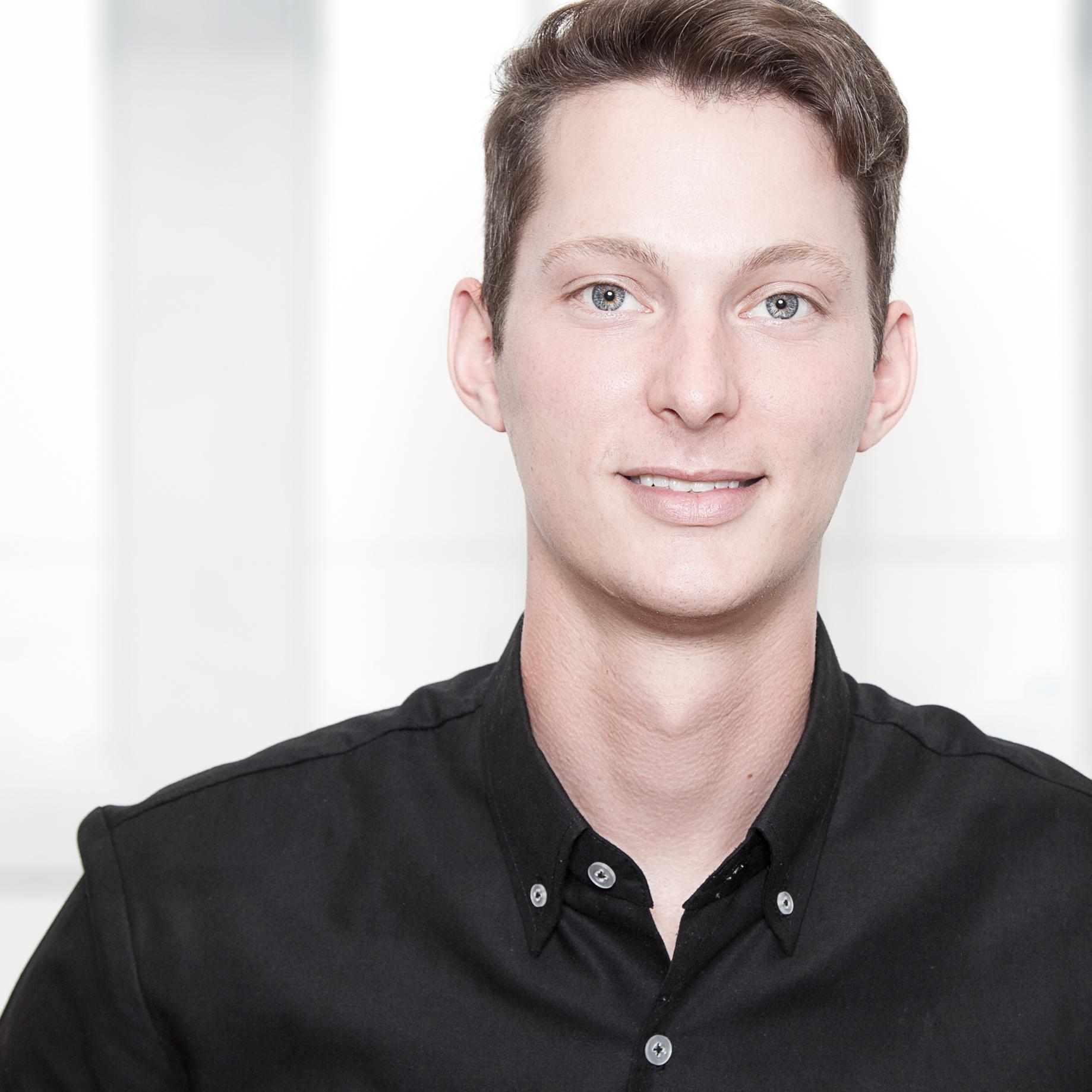 Chris Leiter - Position: Projekt und Office ManagerAlter: 26Heimat: Chemnitz