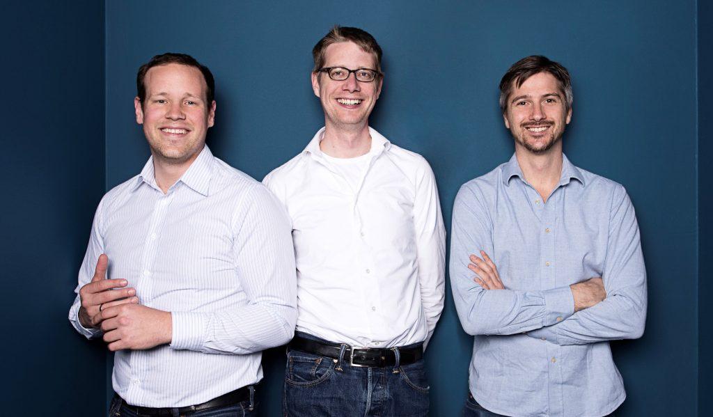 Gründerteam Meyer-Plath, Herfurth, Kunde