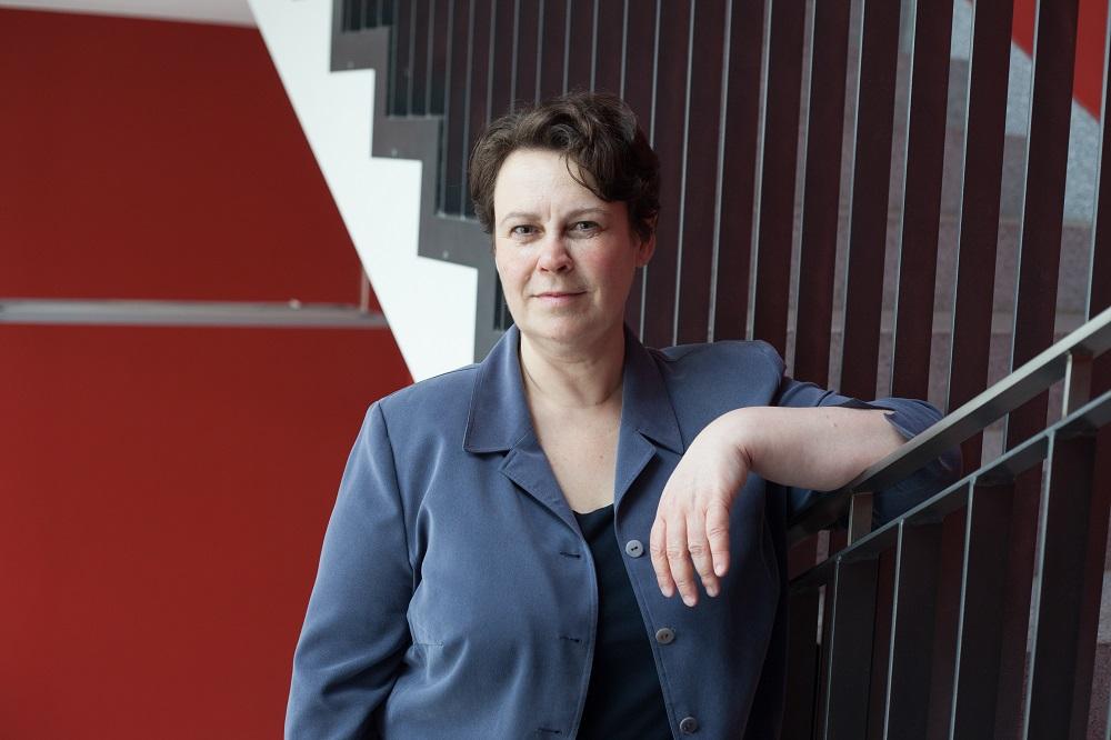 Prof. Dr. Sibylle Schwarz (Bildquelle: HTWK Leipzig)