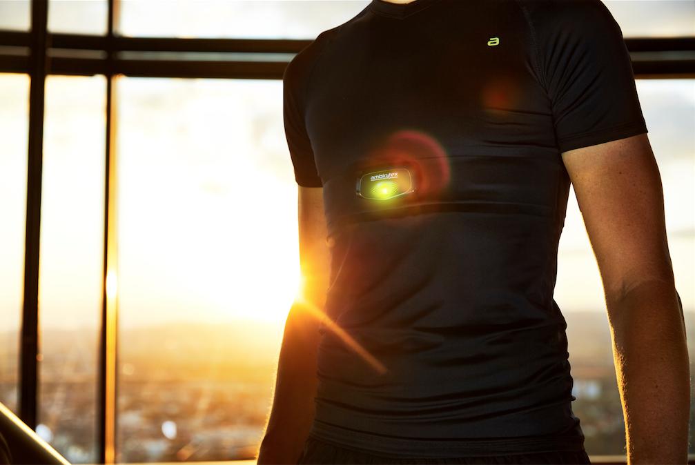 Das ambiotex Shirt kann auch zur Prävention beitragen. (Quelle: ambiotex)