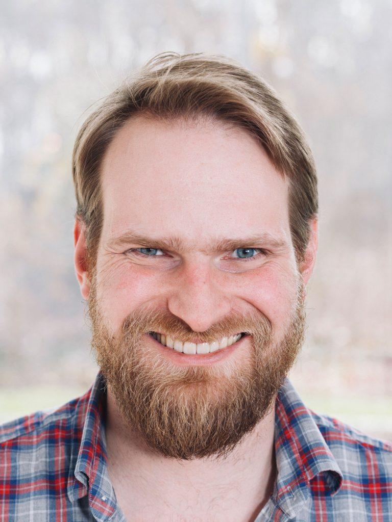 Uli Erxleben, Mitgründer von SMACC                  (Bild: SMACC)