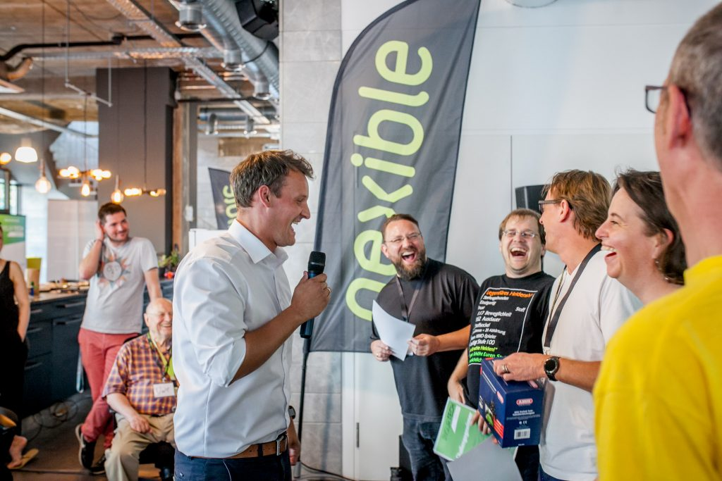 Gewinner Hackathon