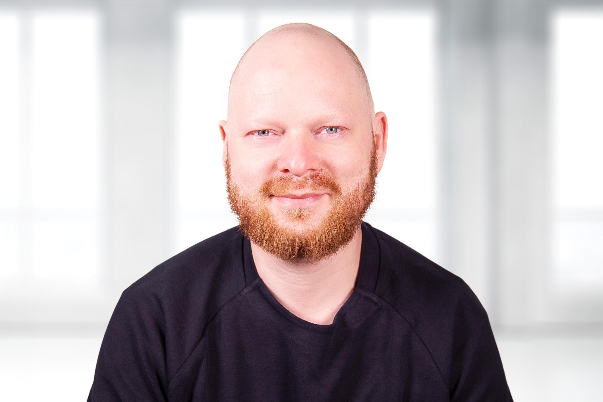 Norbert Specht - Position: Innovation Manager User ExperienceAlter: 38 JahreHeimat: Karl-Marx-Stadt