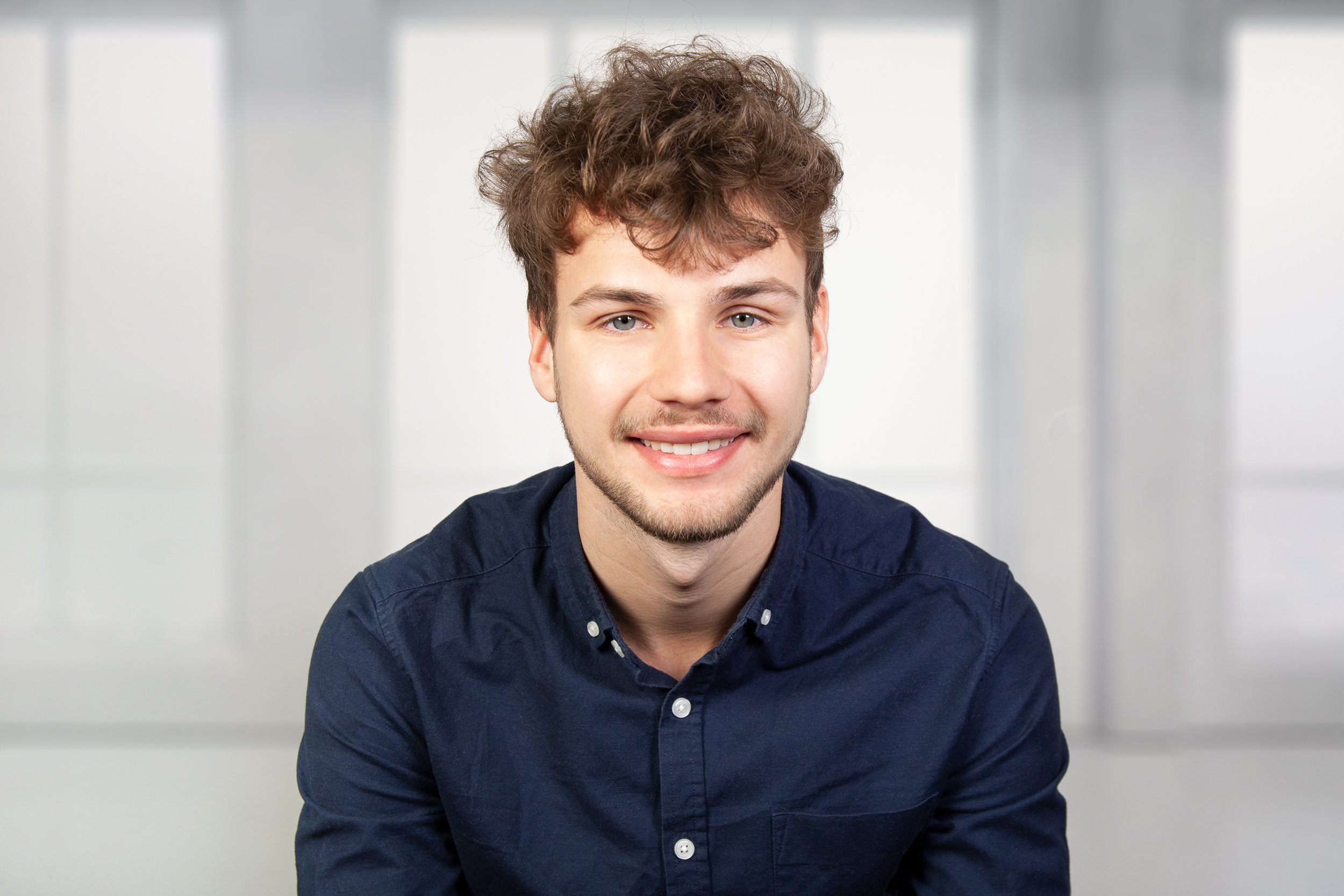 Jonas Rinne - Position: Project Coordinator CommunicationAlter: 23 JahreHeimatstadt: Hannover