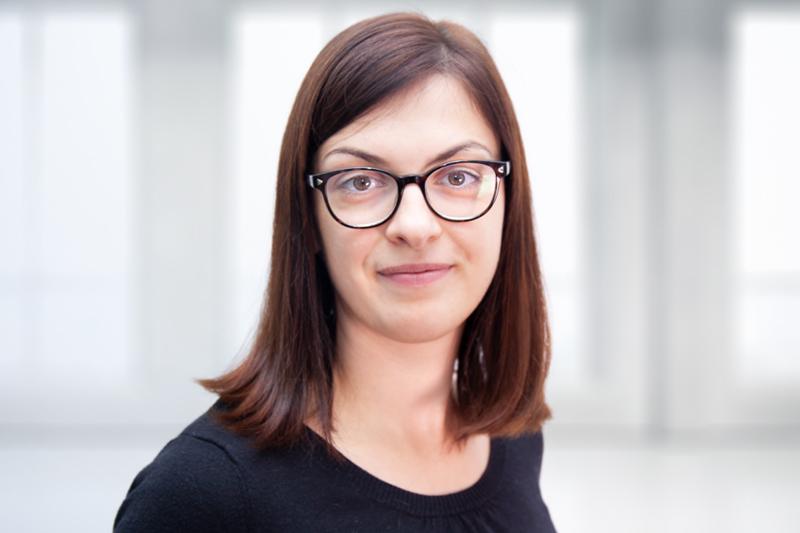 Anne Weber - Position: Manager Corporate CommunicationsAlter: 30 JahreHeimat: Riesa