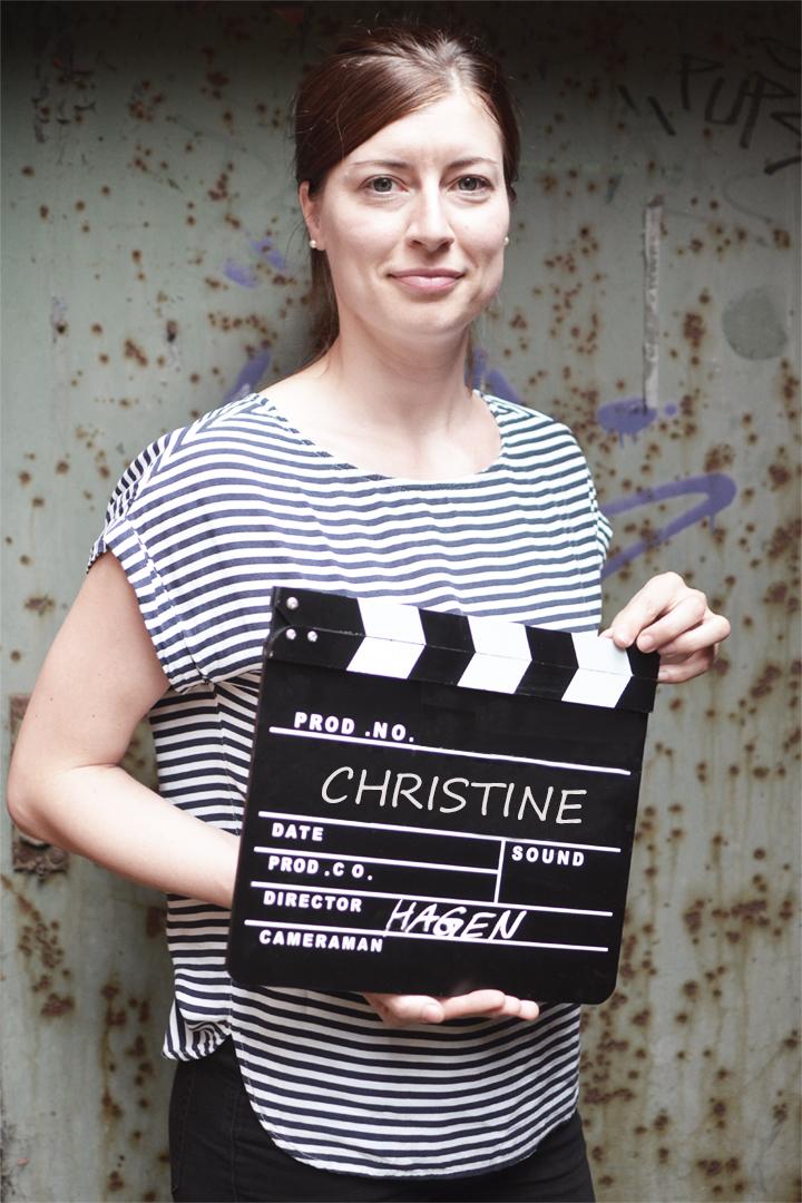 Christine - CORPORATE COMMUNICATIONS COORDINATORCommunication, Marketing, Writing, Pilates