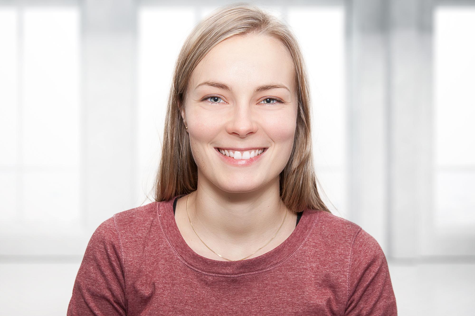 Monique Beauvais - Position: Assistenin GrafikdesignAlter: 31Heimat: Leipzig