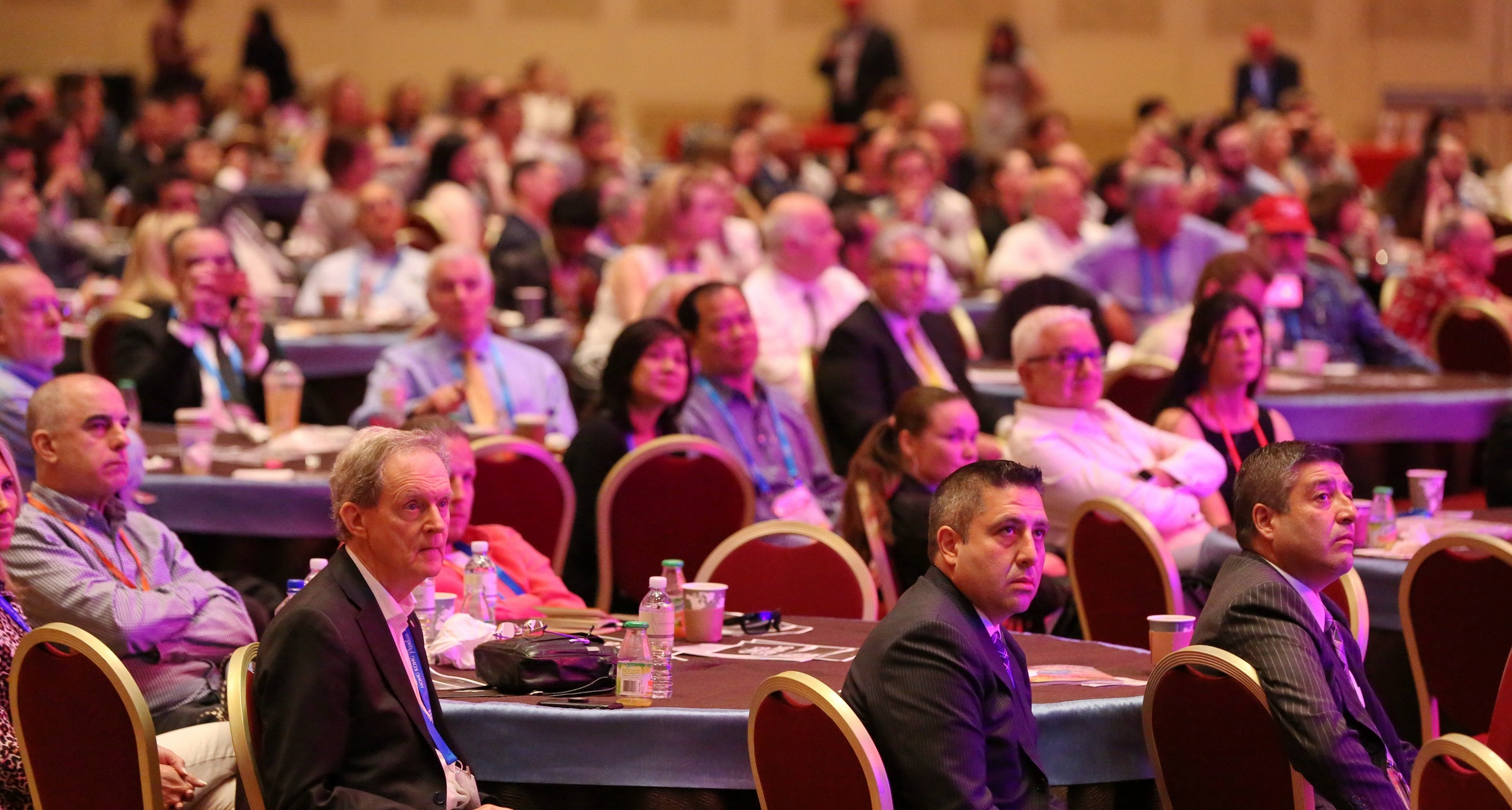 The Rapaport Breakfast attracts 800 of the Best and the Brightest
