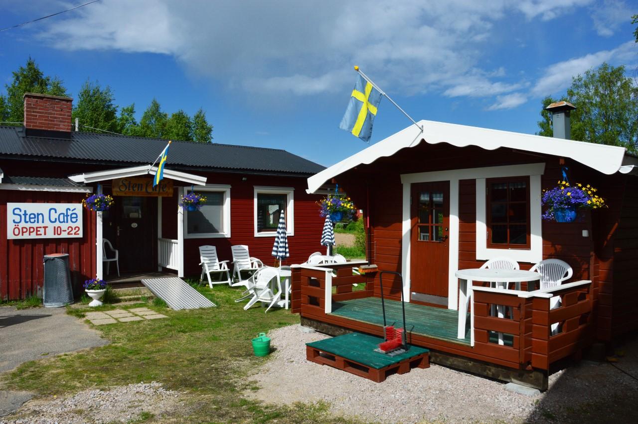 Stencafe cabin