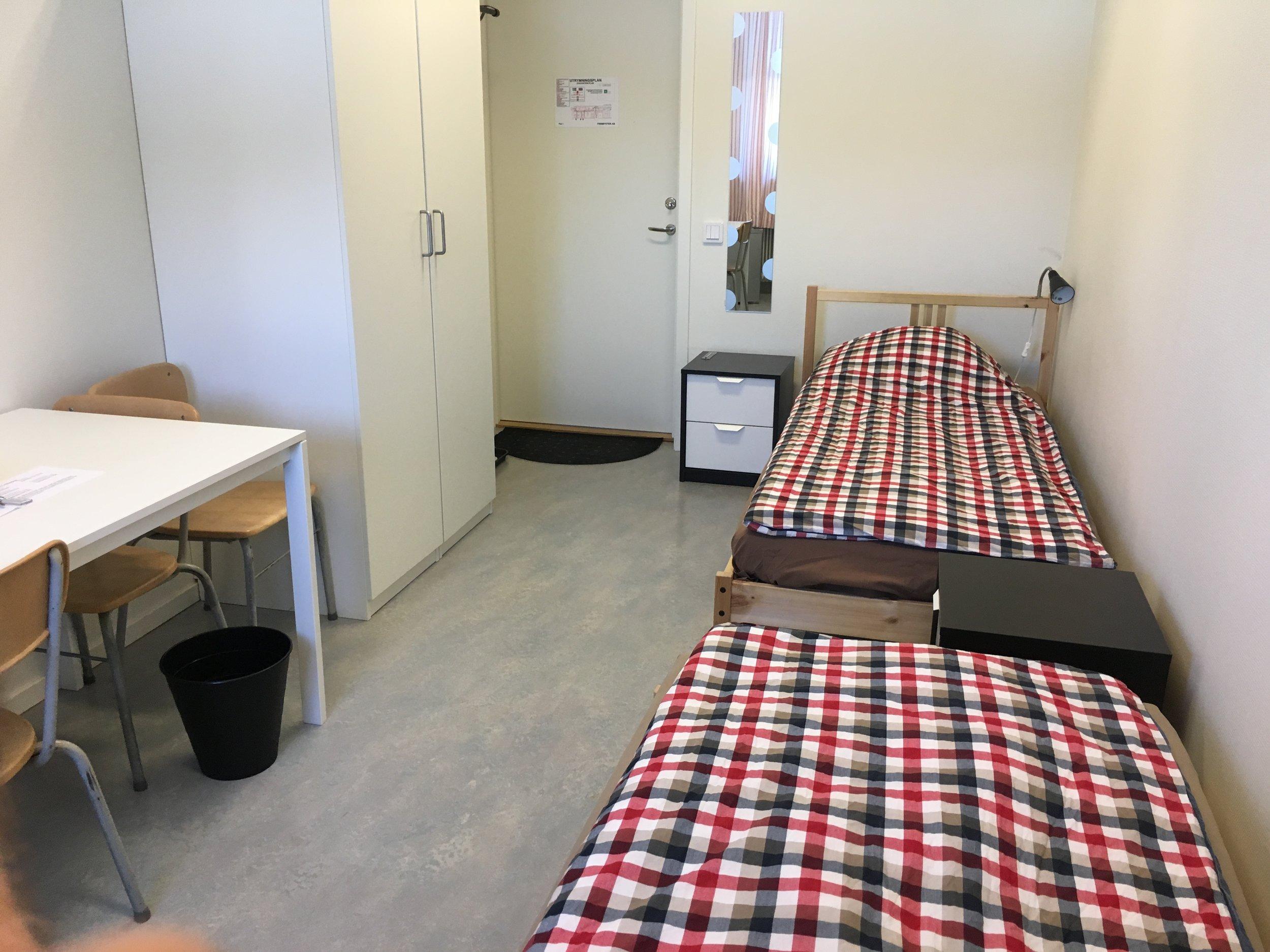 Finnmyrten room