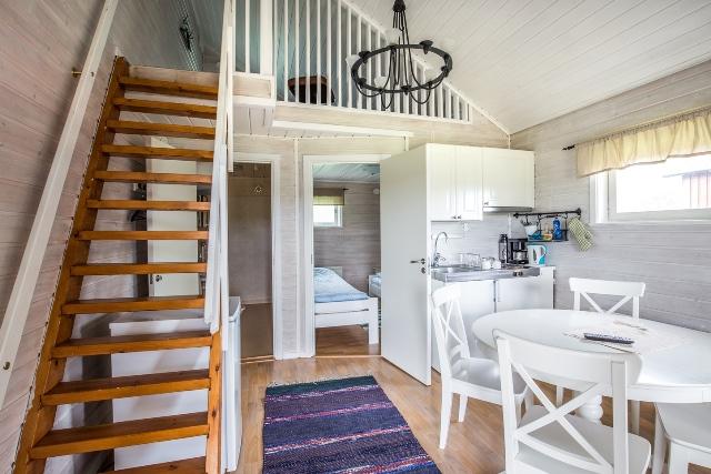 Rantajärvi cabin 4 bed room