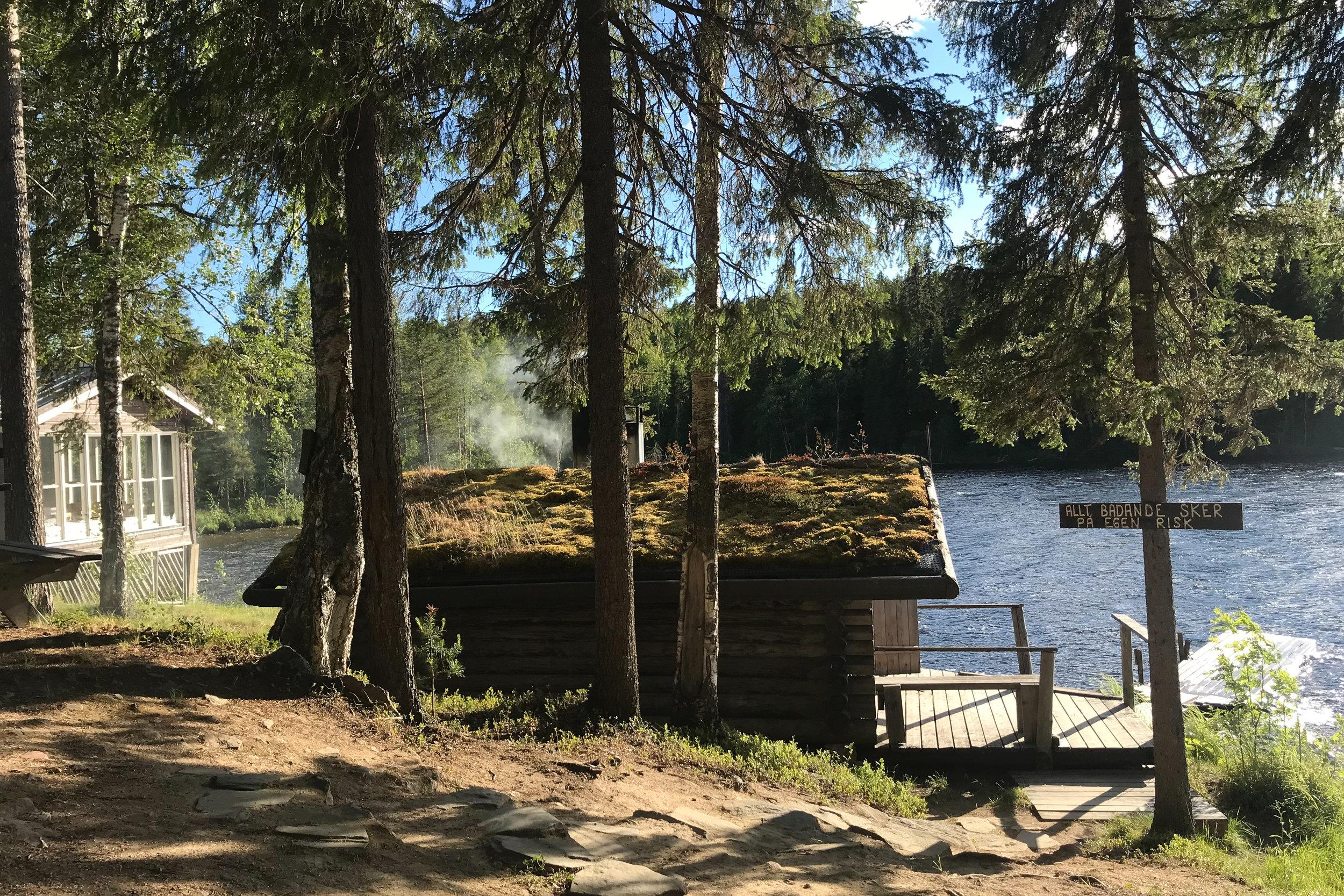 Naarajärvi Wilderness Camp Rantajärvi Vildmark Övertorneå
