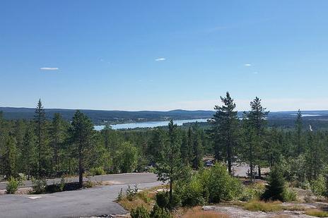 Luppio Mountain Övertorneå