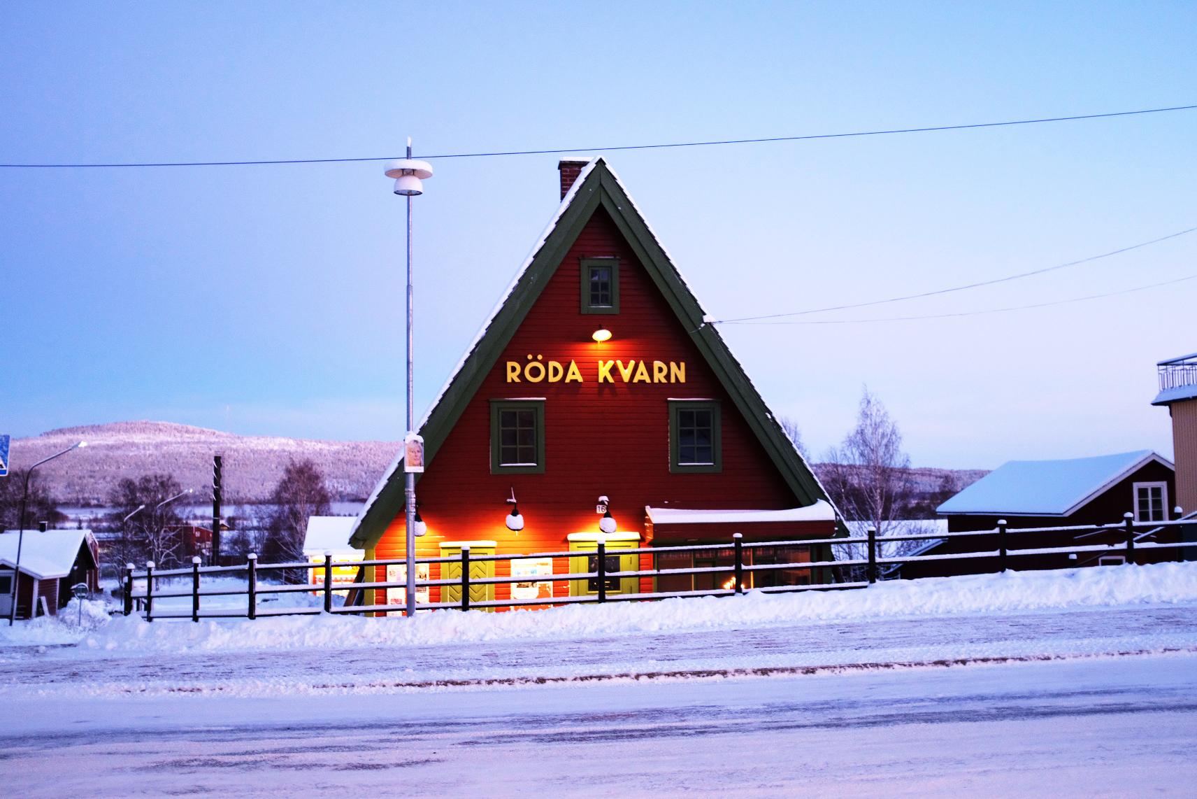 Röda Kvarn Övertorneå