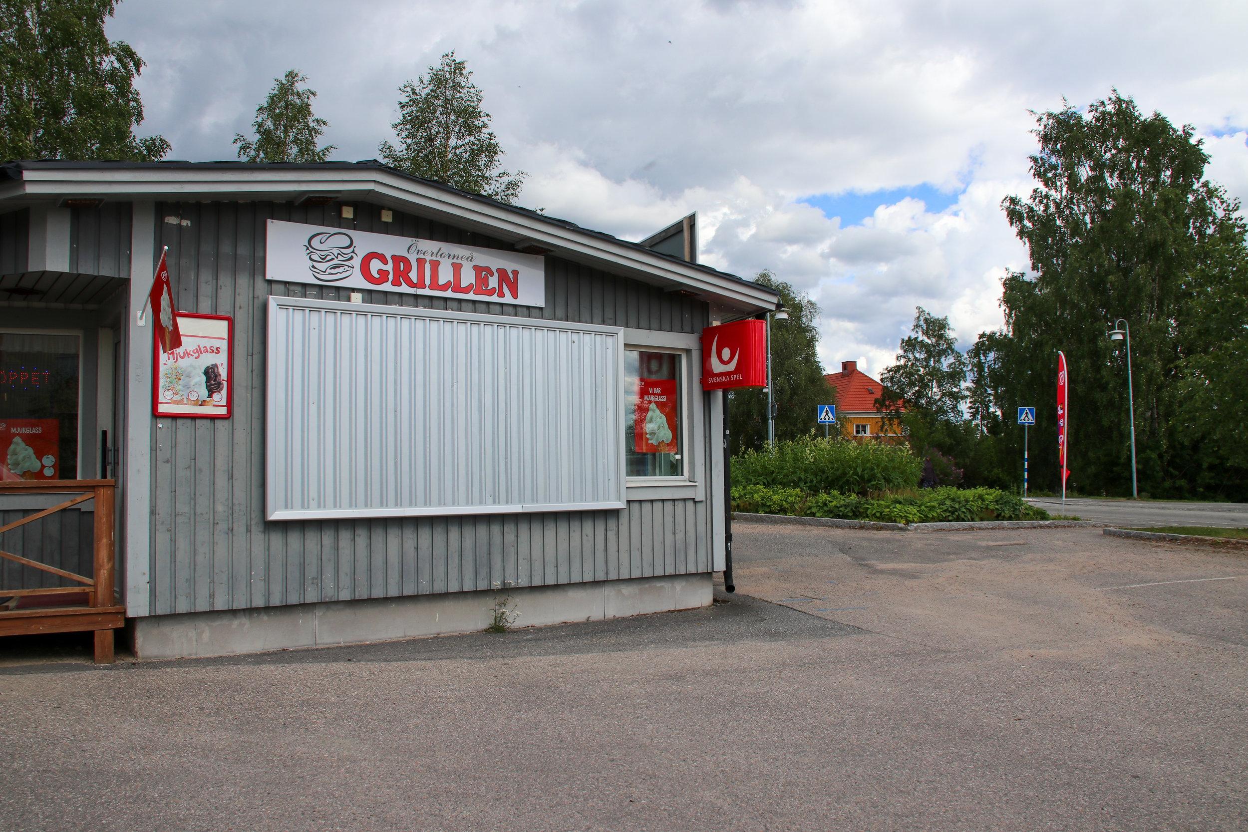 Övertorneå Grill
