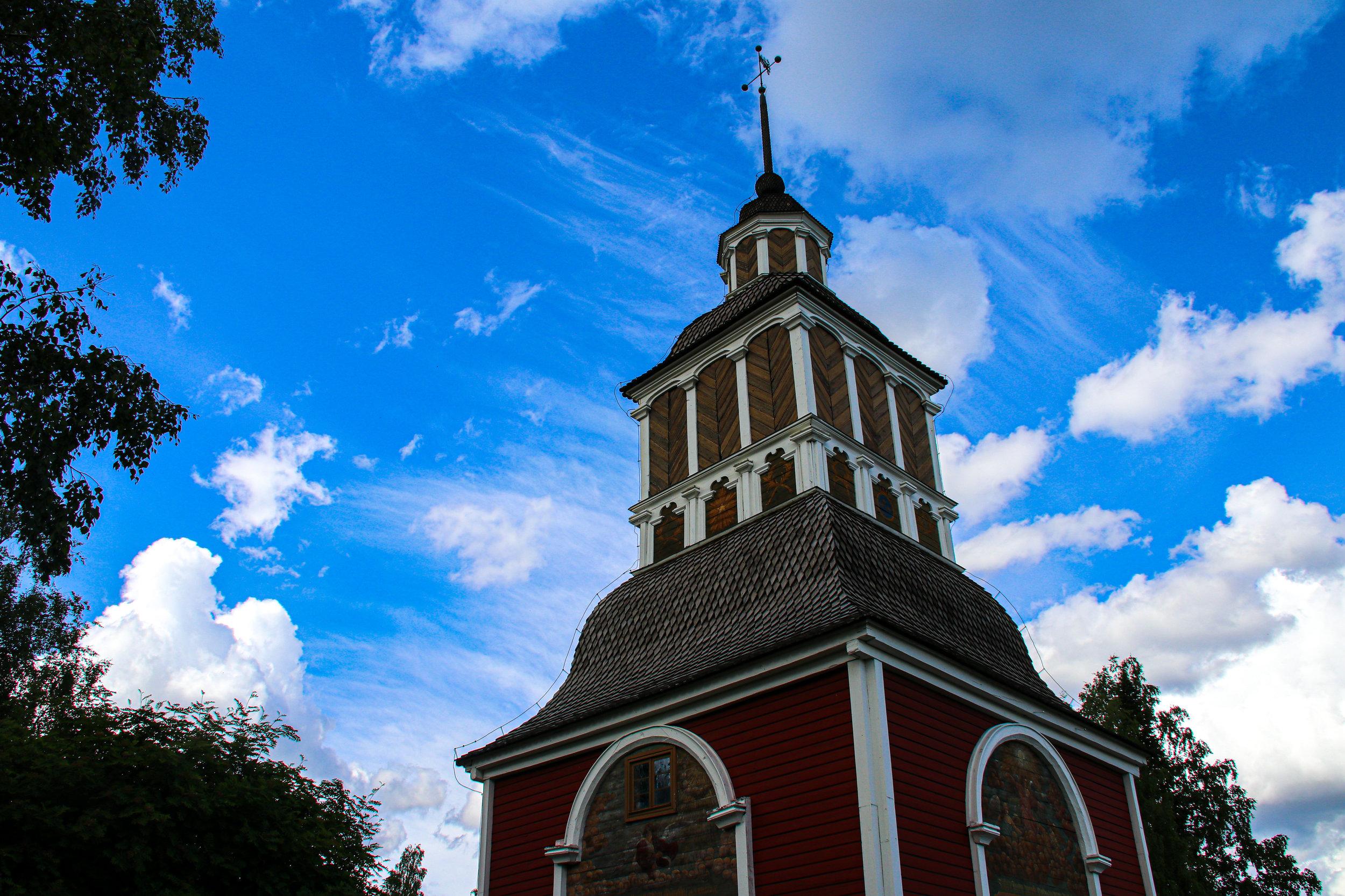 Övertorneå Kyrka Övertorneå Church