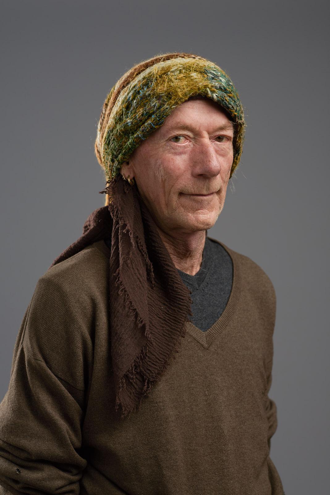 Bernie: Snake Catcher, Opal Mining, Gardener, Artist, Musician.