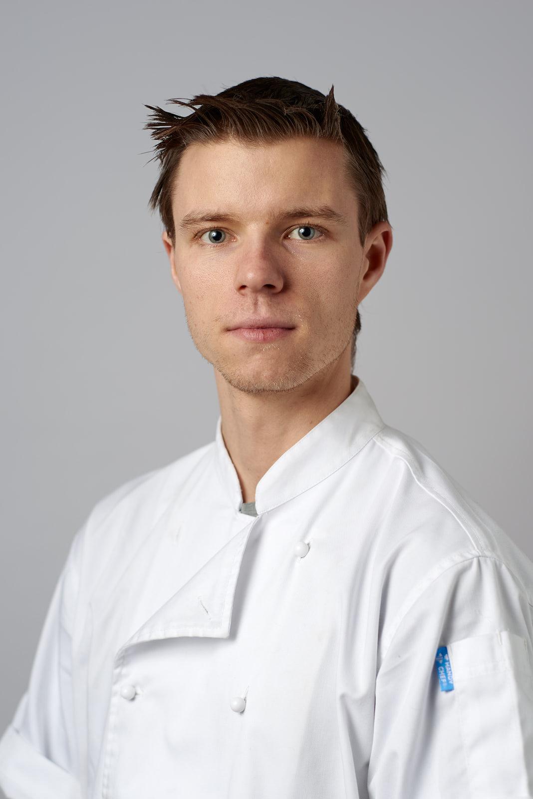 Connor: Apprentice Chef.