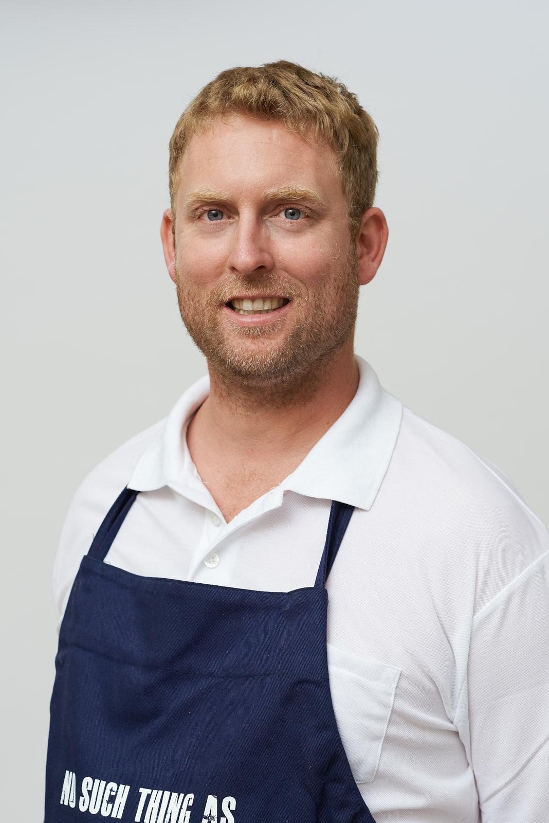 Pieter: Cheesemaker, Farm Hand, Teacher, Painter, Handyman, Driver, Manager.