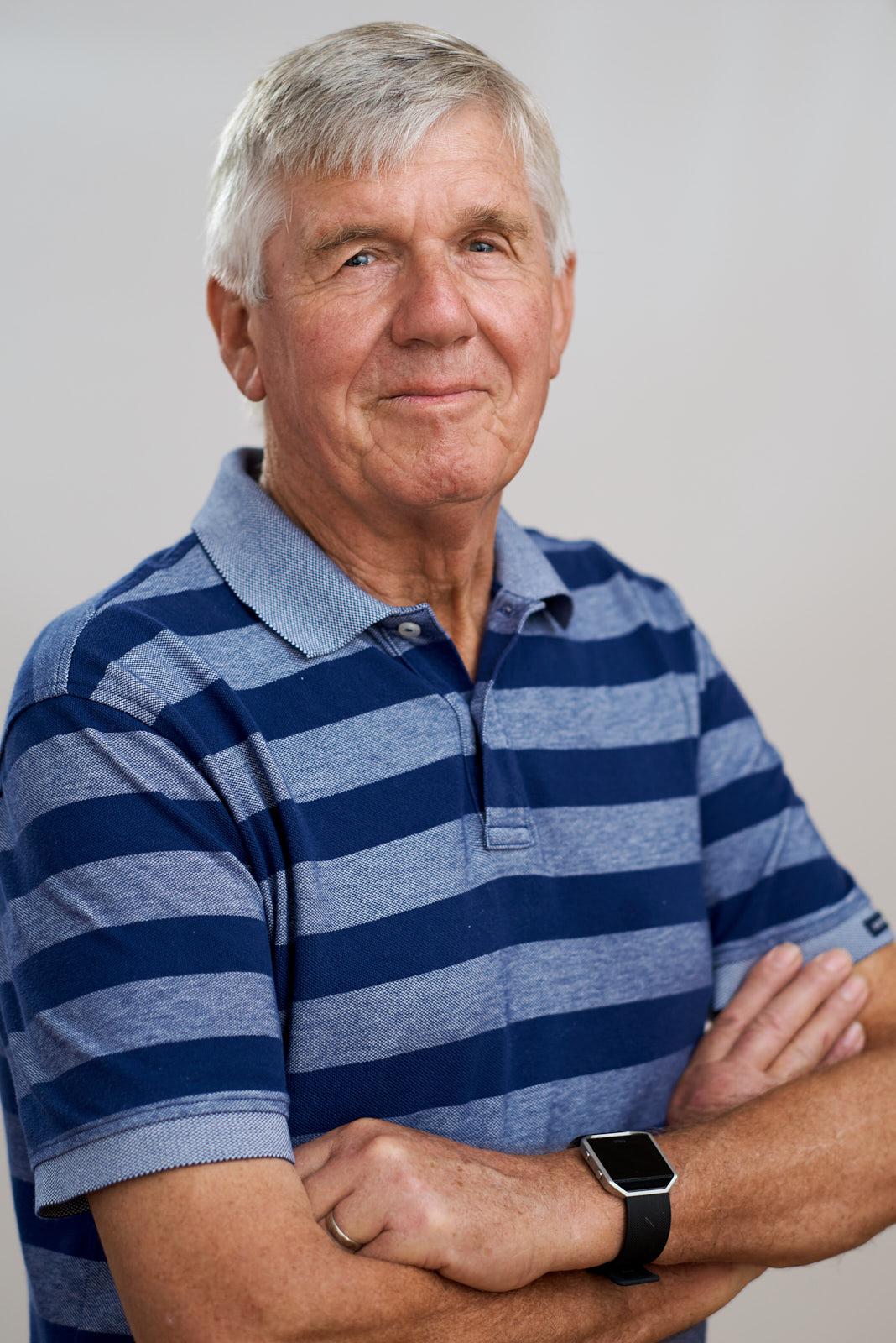 Ian: Retired, Builder, TV Antenna Installer, Printer, House Painter.
