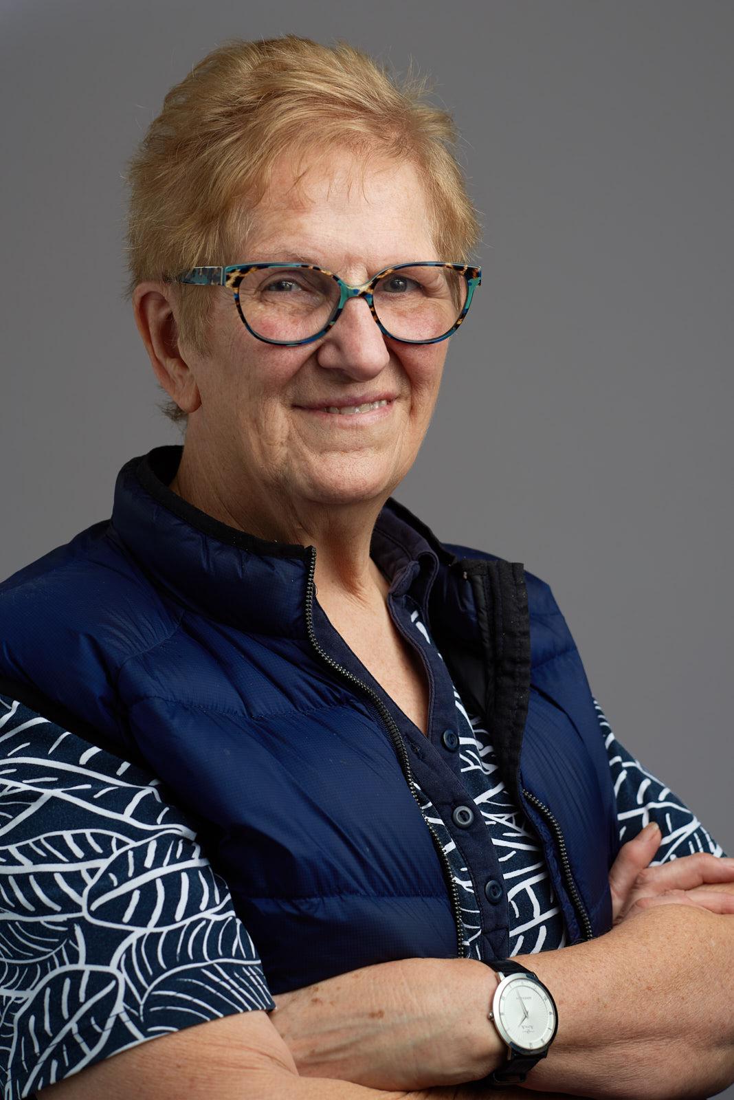Maureen: Hairdresser, Market Gardener, Licensed Grocer, General Store, Post Office, Newsagent.