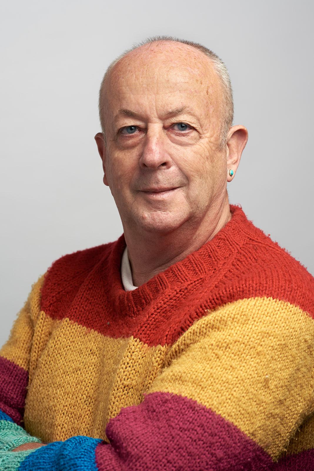 Manfred: Petrol Pump Attendant, Primary School Teacher (32 Years), Gardener/ Groundsman, Massage Therapist at Warburton Wellbeing.