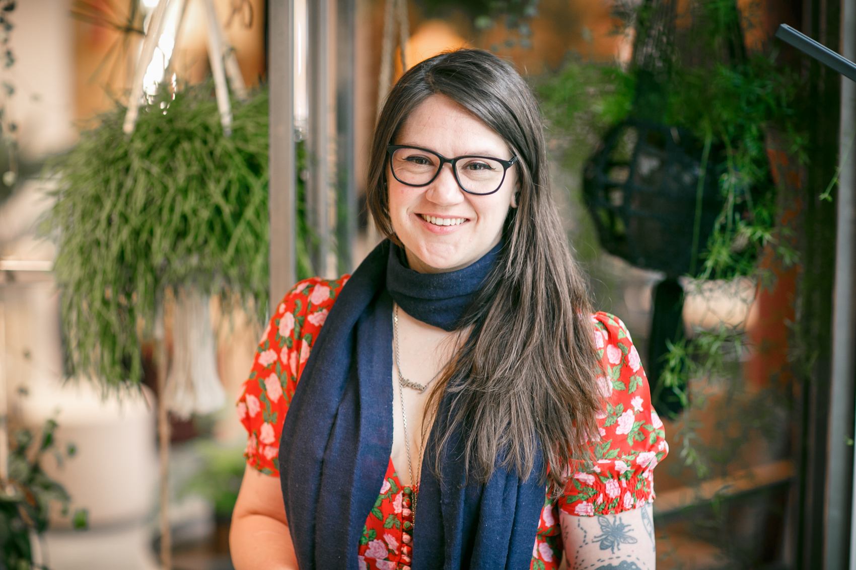Sarah Corbett, Founder, Craftivist Collective