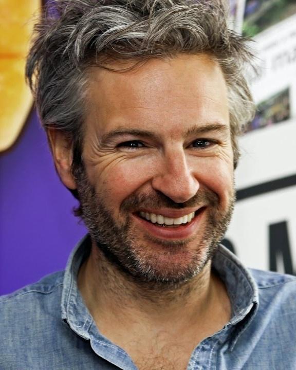 Mark Cuddigan, CEO of Ella's Kitchen