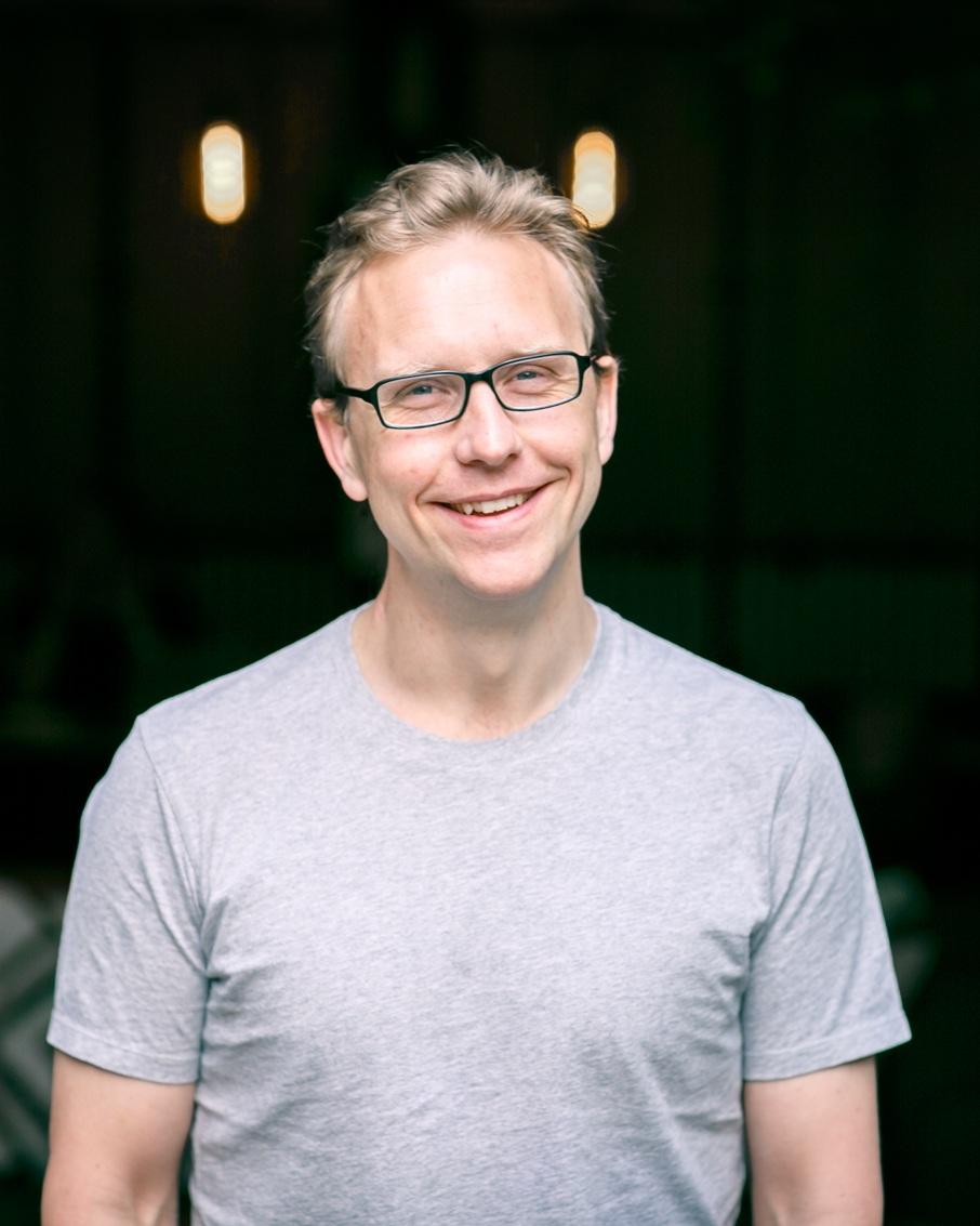 Rupert Dean, CEO of x+why