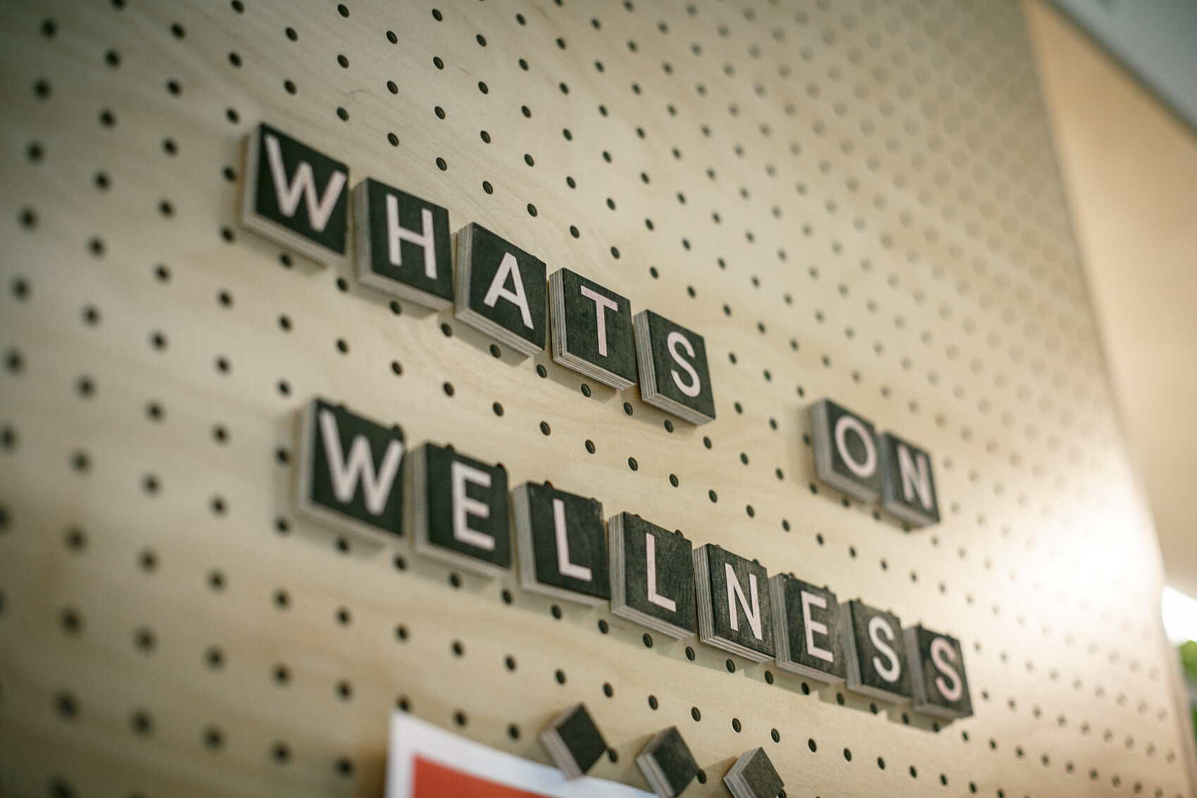 Whats on Wellness