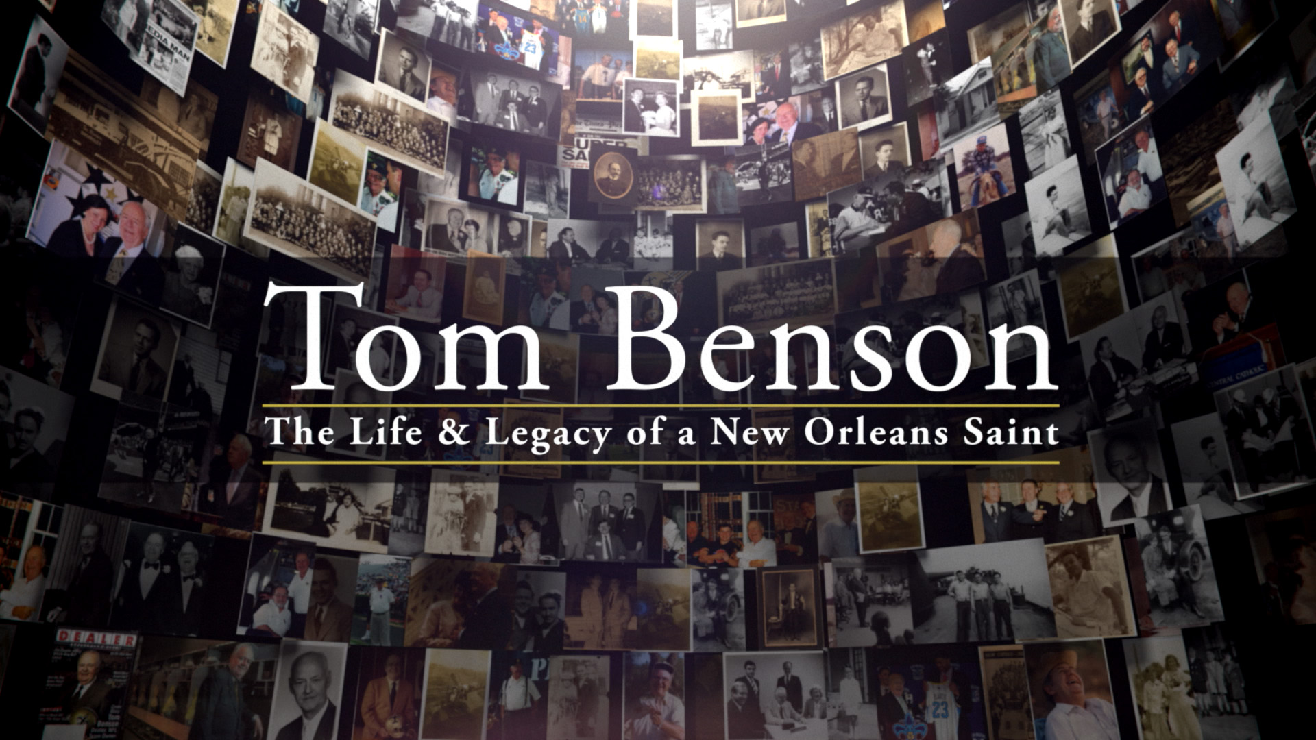 Tom Benson Documentary: Show Open