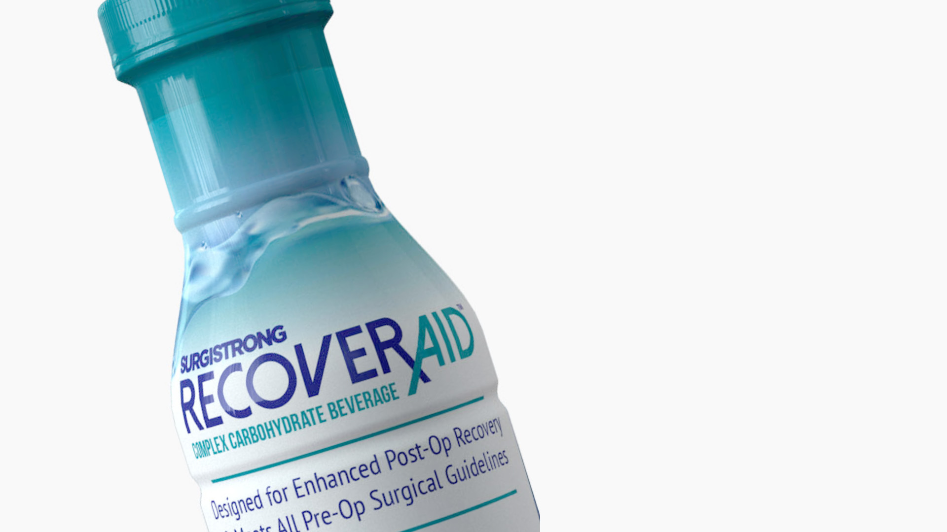 Recover Aid: Product Renders
