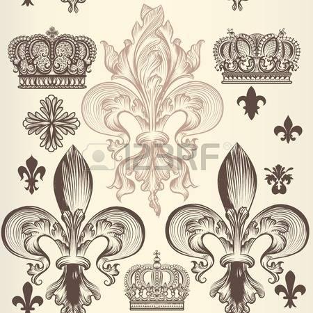 40091888-heraldic-wallpaper-pattern-with-fleur-de-lis-and-crowns.jpg