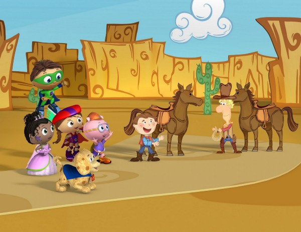 PBS Kids Show: Super Why Show Reference