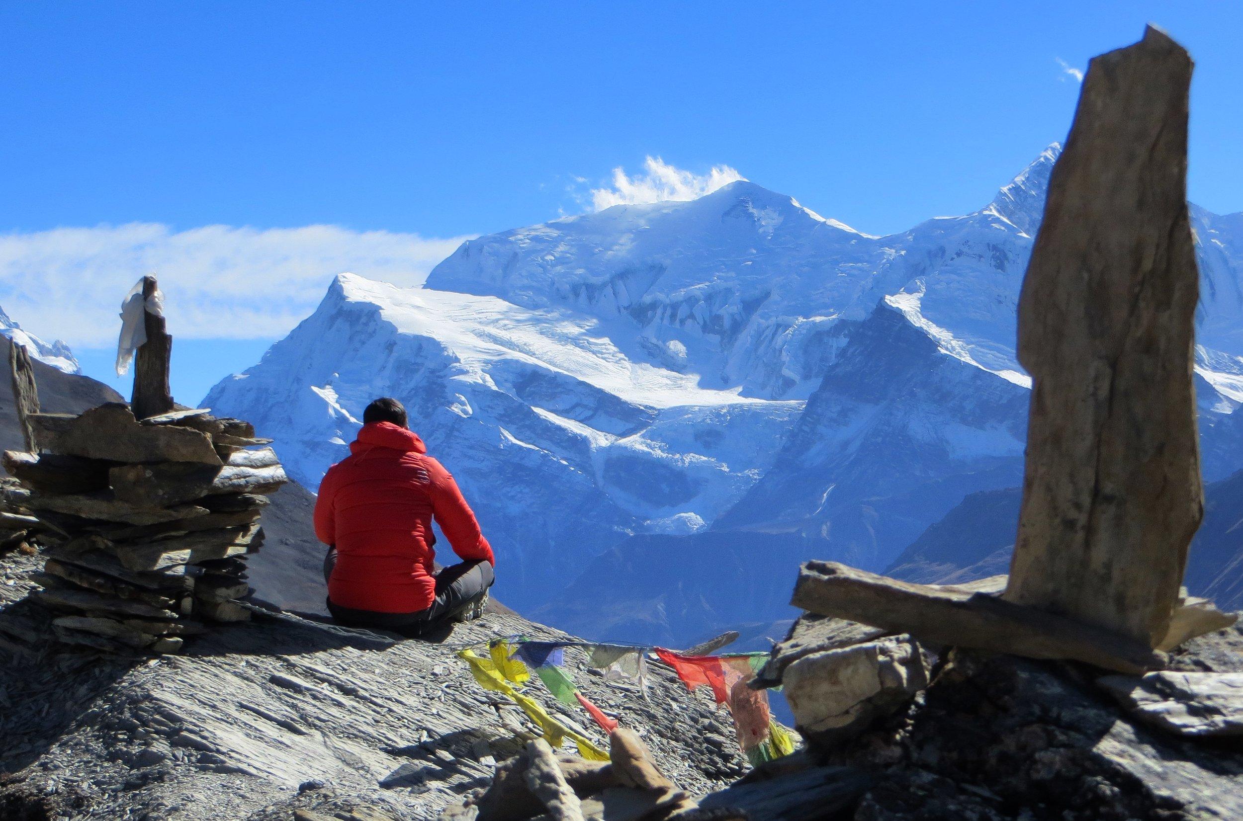 Annapurna, Nepal. 4900m. 2016