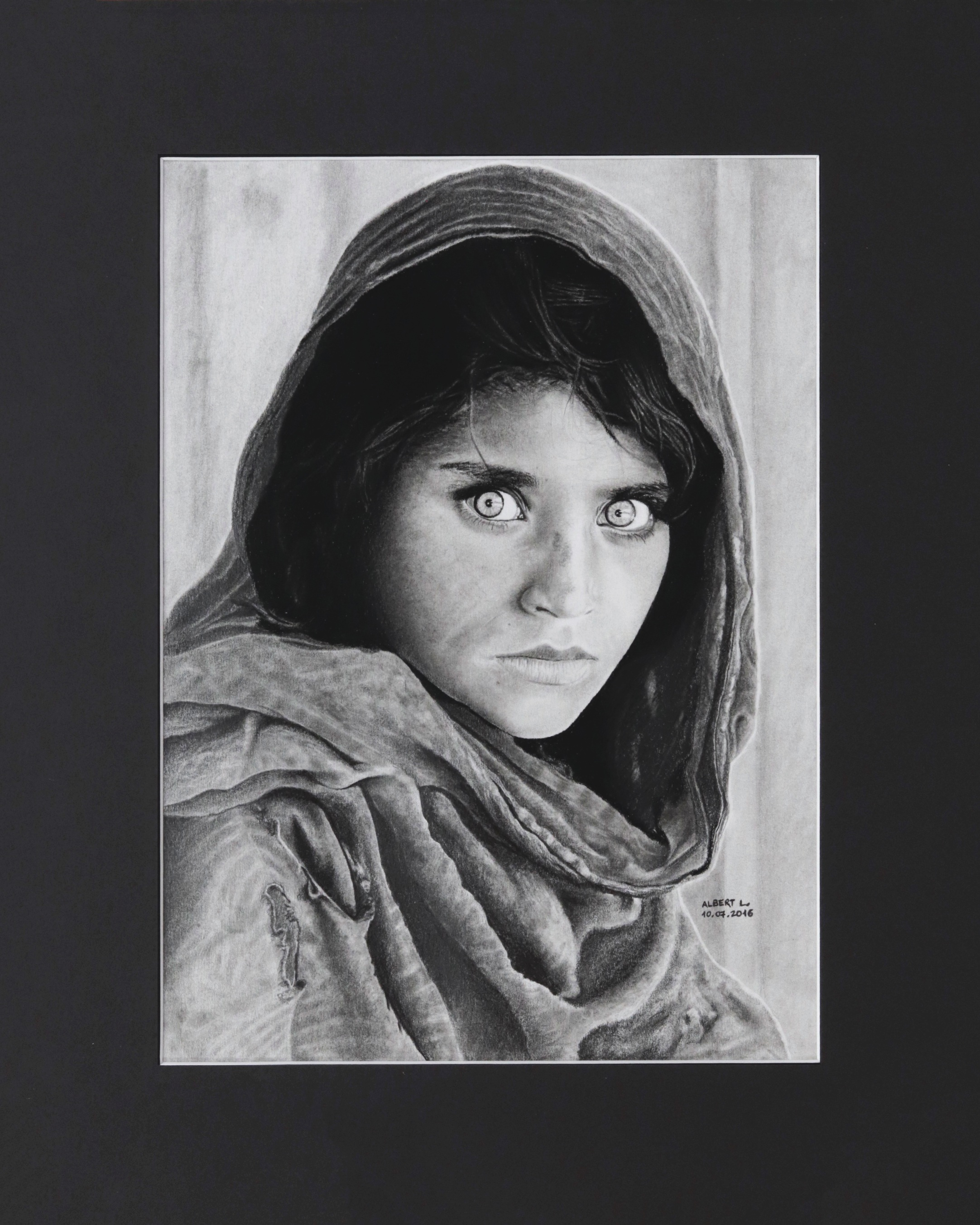 Sharbat Gula - 10/07/2016