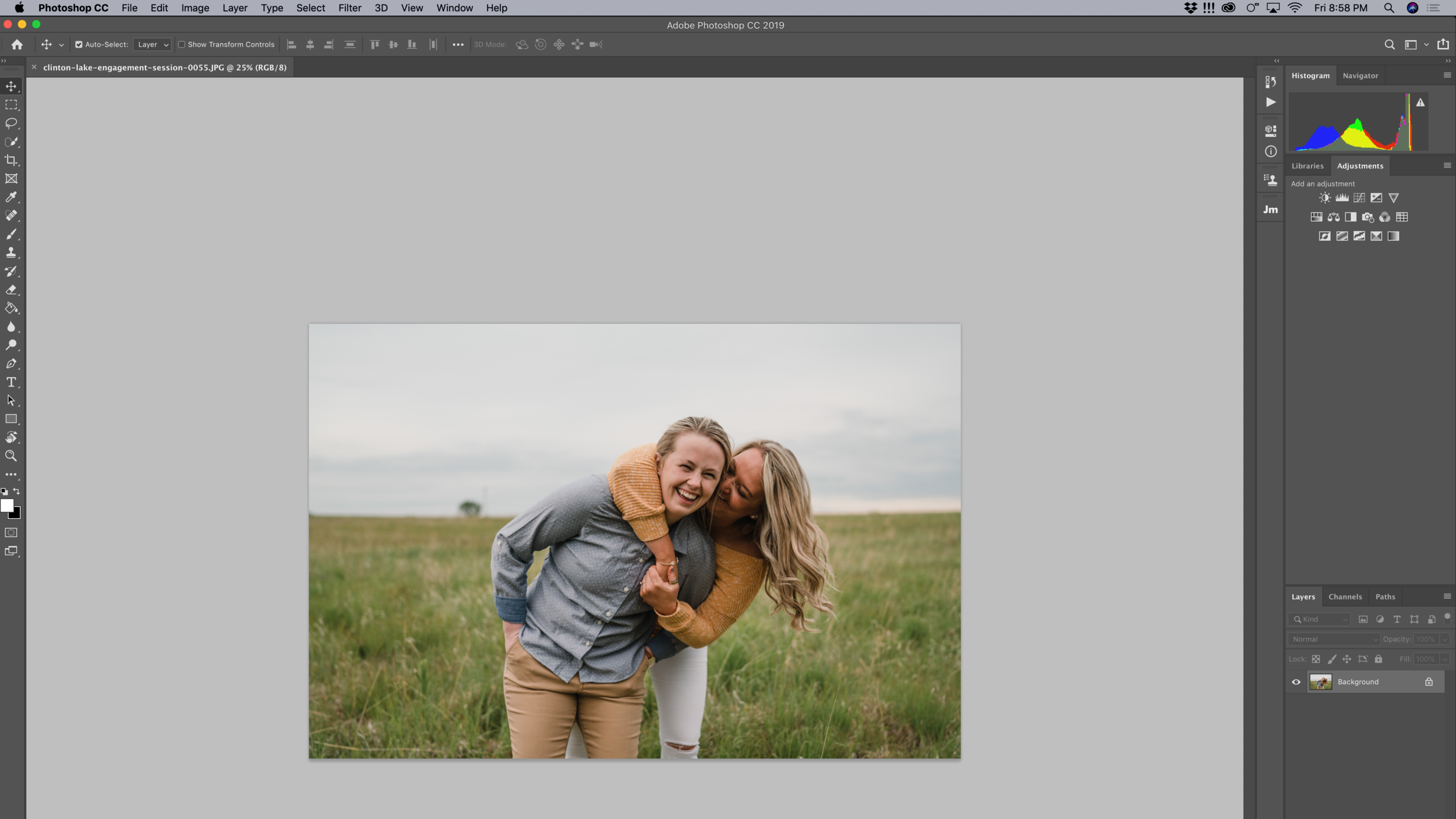 10 Tools for Photographers - Lightroom
