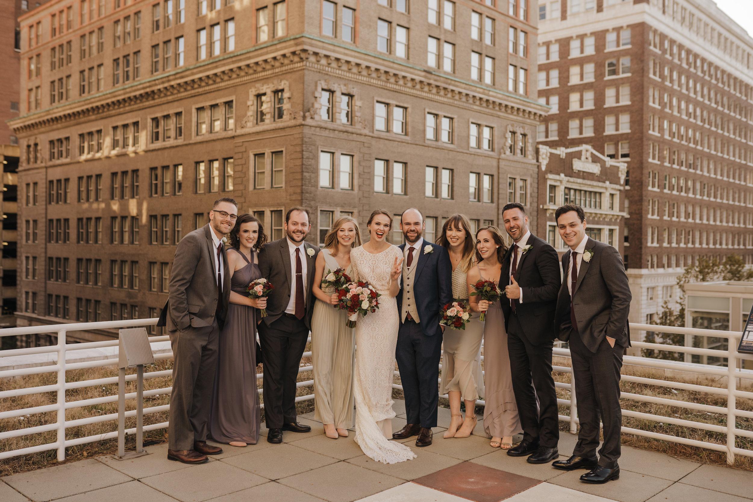 Kansas City Public Library - Kansas City Wedding Venue