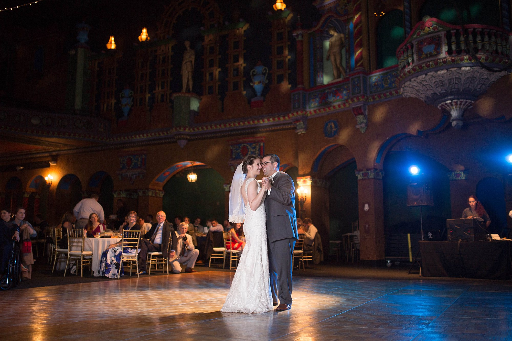 Uptown Theater - Kansas City Wedding Venue