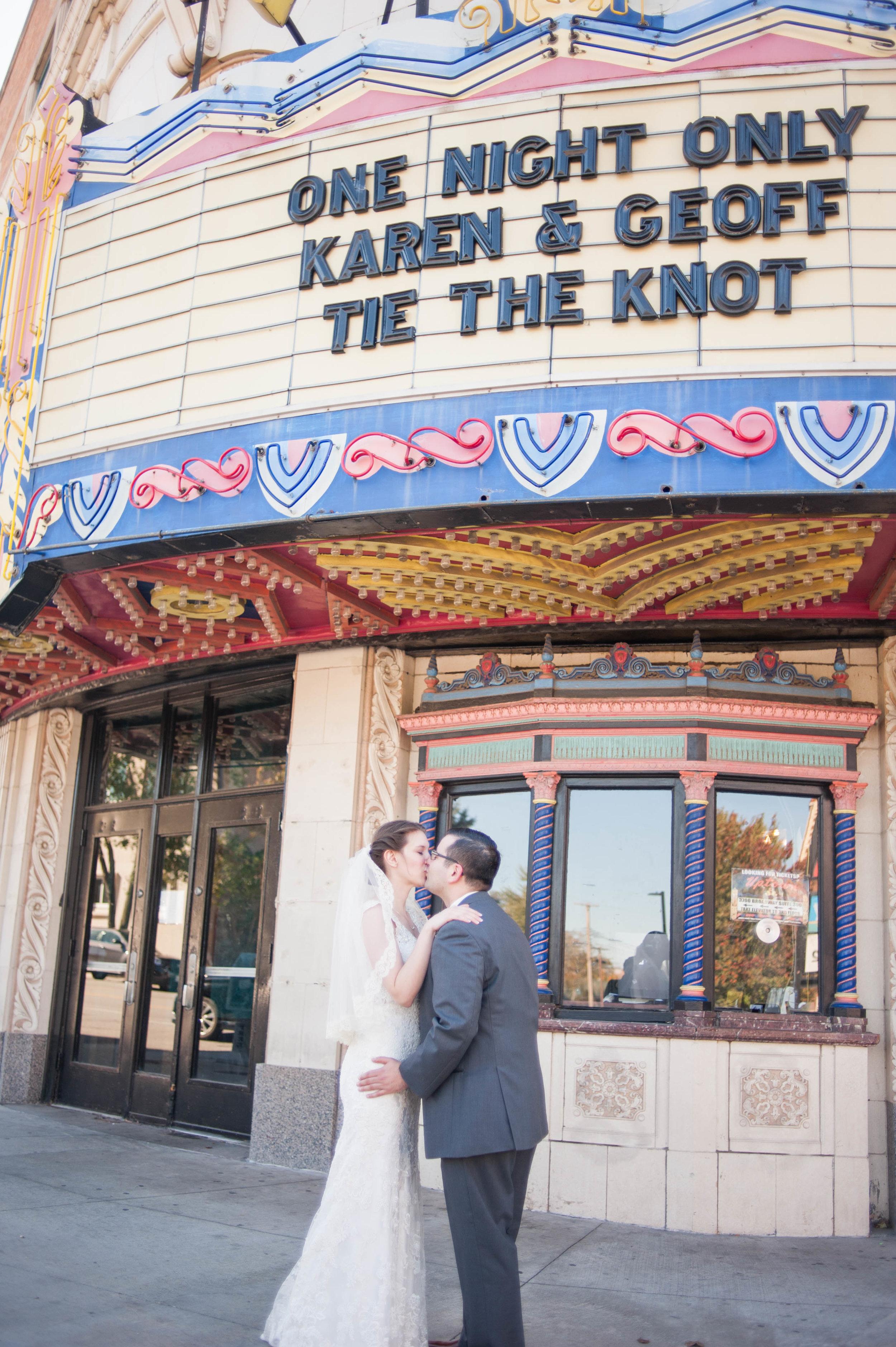 Uptown Theater - Kansas City Wedding Venues