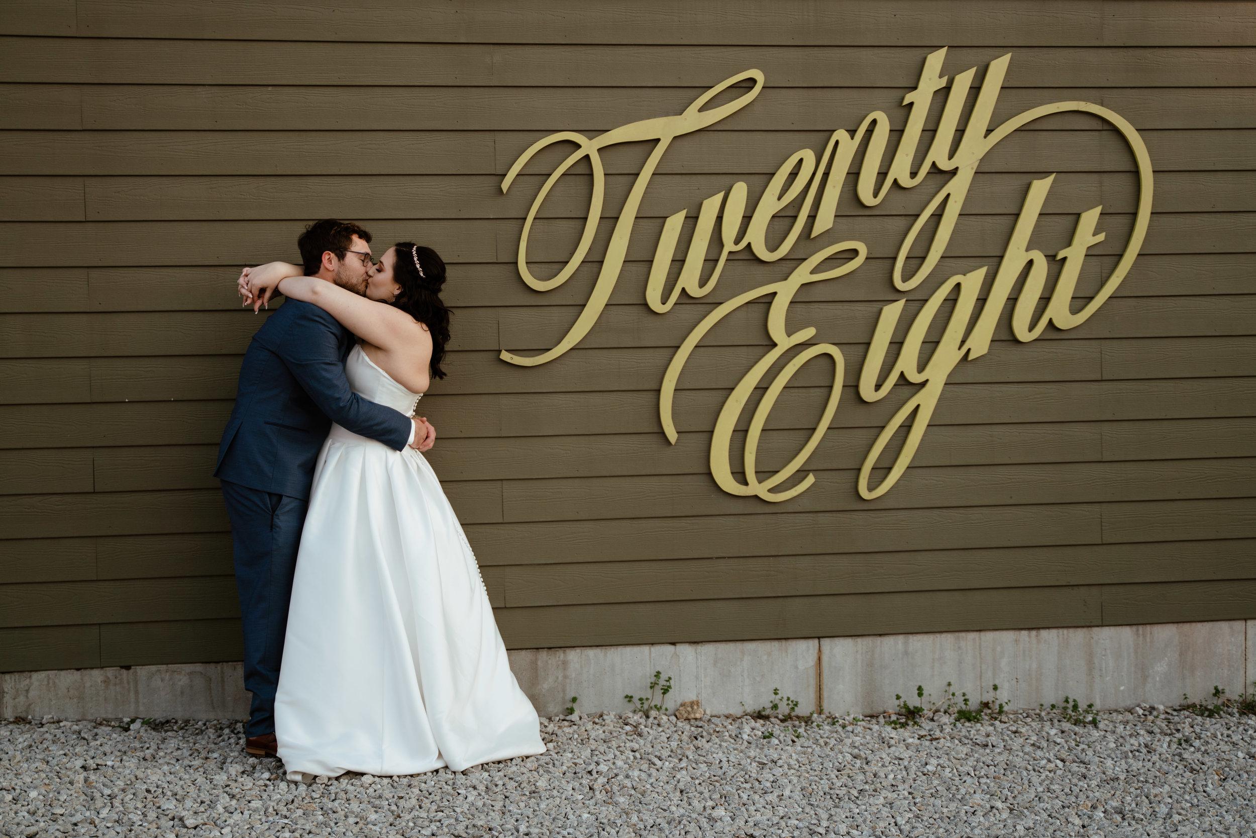 28 Event Space - The Station - Kansas City Wedding venue