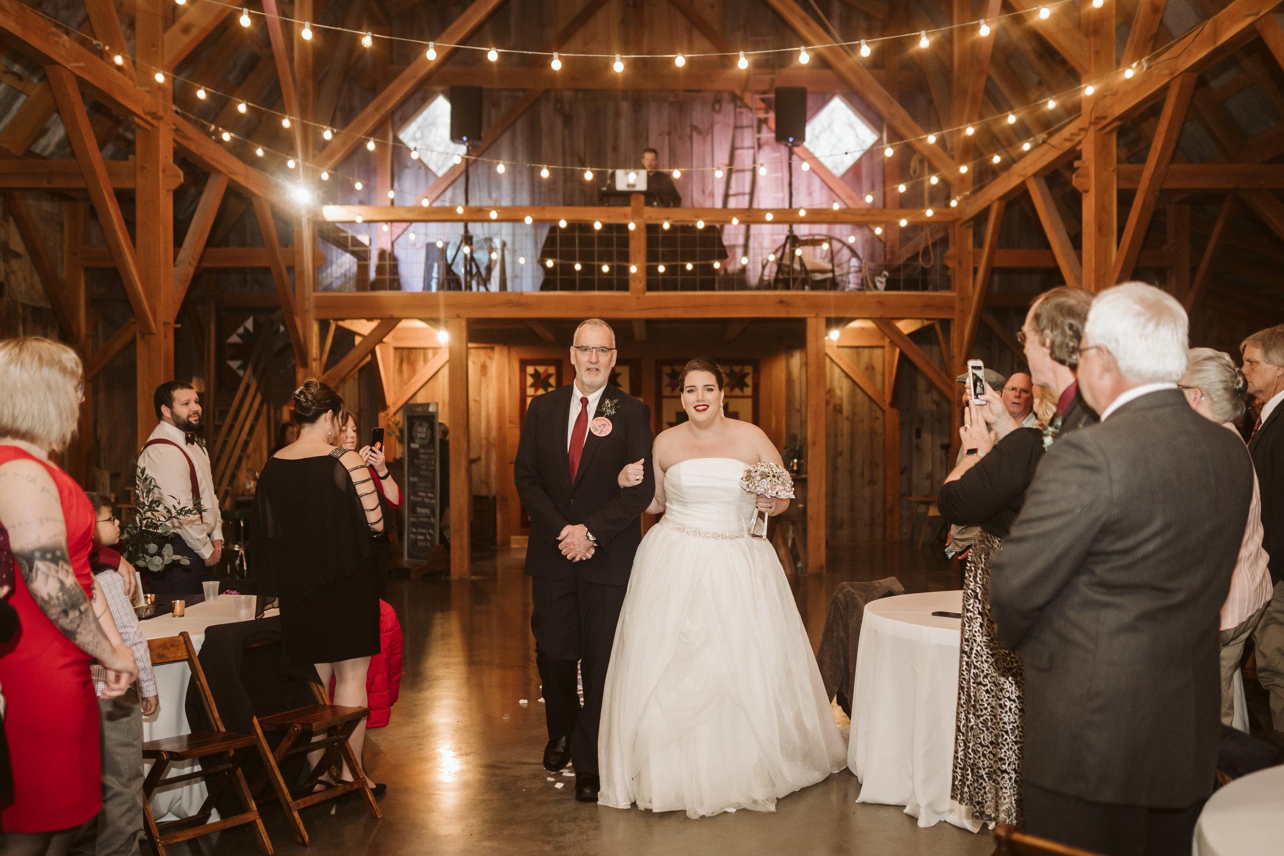 Barn at Schwinn Produce Farm - Kansas City Wedding Venue
