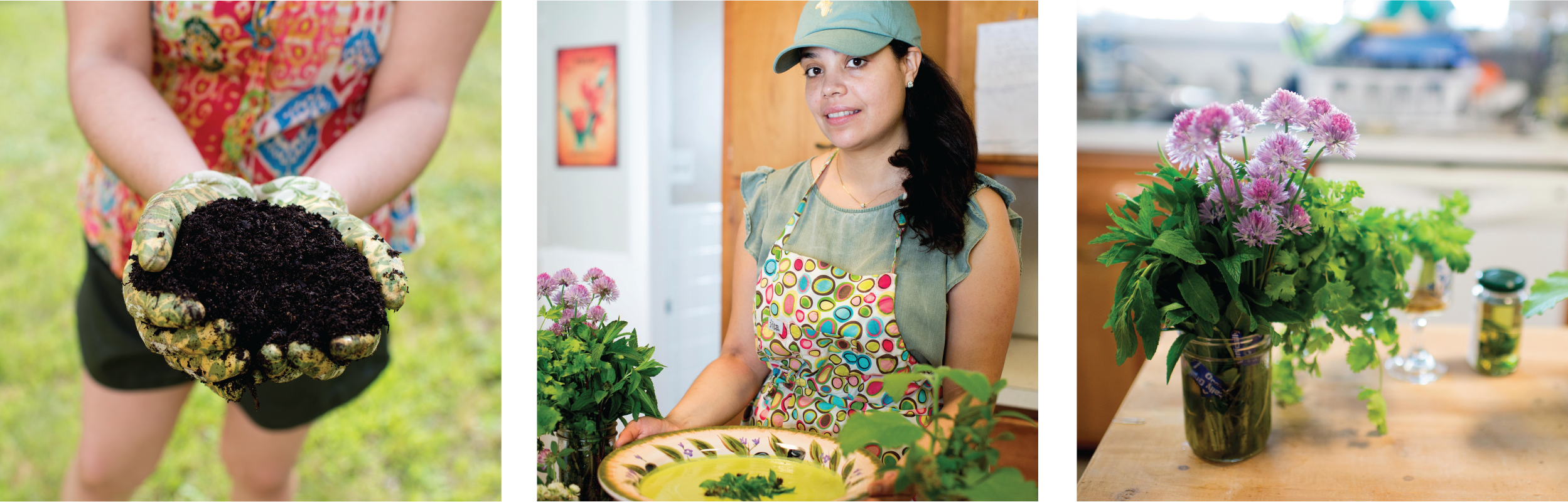 priscila espinosa workshops organizational wellness no dig gardens herbs food remedies