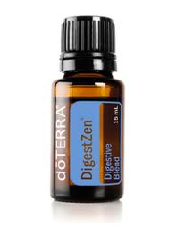 doTerra's DigestZen Digestive Essential Oil Blen