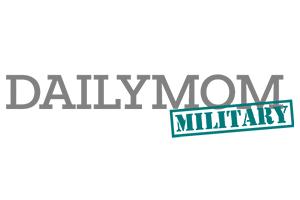 DailyMom Military Logo