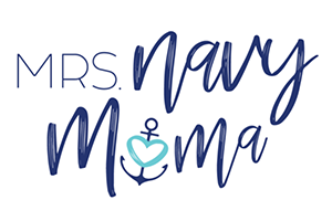 Logo for Mrs. Navy Mama