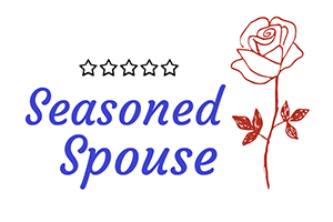 Seasoned Spouse blog logo