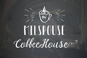 MilSpouse Coffee House Logo