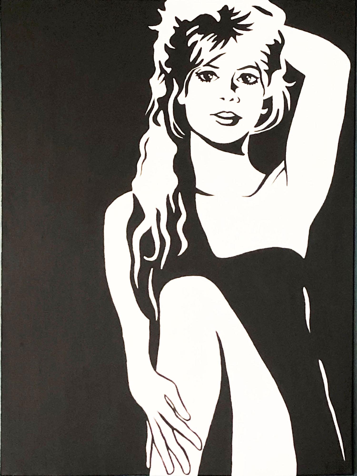 Jonge Brigitte Bardot - € 75